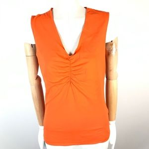 Boss by Hugo boss tank top ruched front